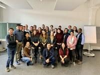 15 Teilnehmende absolvieren Carbon Forestry-Kurs
