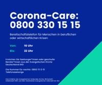 Wirtschaftliche Sorgen durch Corona? Bereitschaftstelefon des KDA in Krisenzeiten