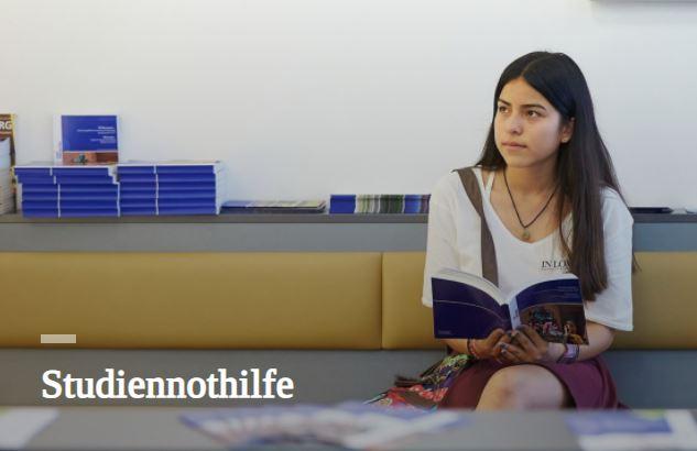 Corona und Studiennothilfe: Spenden Sie für Studierende