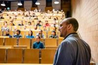 Solar-Programmkoordinator Philipp Bucher im Gespräch