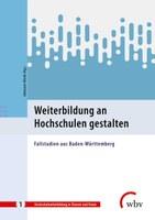 Sammelband zur Gestaltung wissenschaftlicher Weiterbildung veröffentlicht